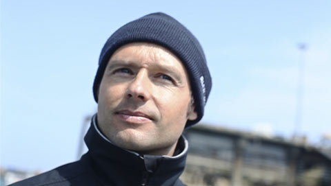 ANDY PRIAULX IN GUERNSEY
