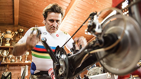 TOUCH THE SKY – WITH ALEX ZANARDI